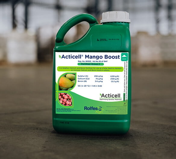 Acticell Mango Boost