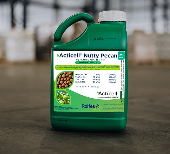 Acticell Nutty Pecan