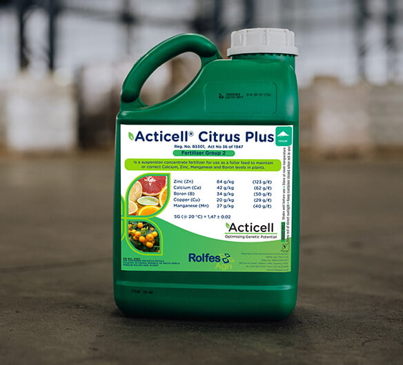 Acticell Citrus Plus