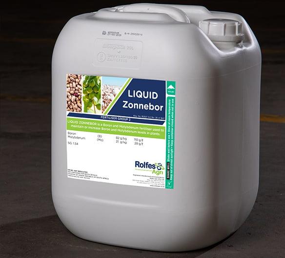 Liquid ZonneBor